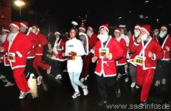 Santalauf - beim Start