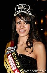 Die neue Miss Saarland