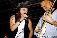 "Laura Maas (l) hat eine total ""bluesige"" Stimme SI-4386"